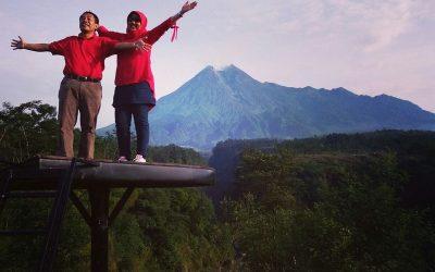 Merapi Lava Tour Makin Diminati